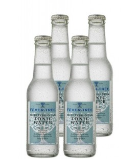 tonica fever tree mediterranea pack 4