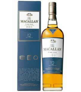 The Macallan Fine Oak 12 Años
