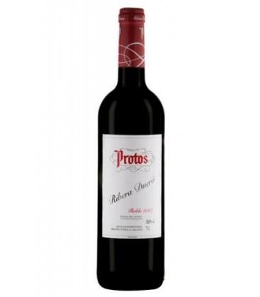 vino tinto protos roble2015
