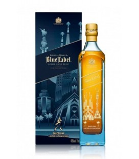 Johnnie Walker Blue Label City Edition Barcelona