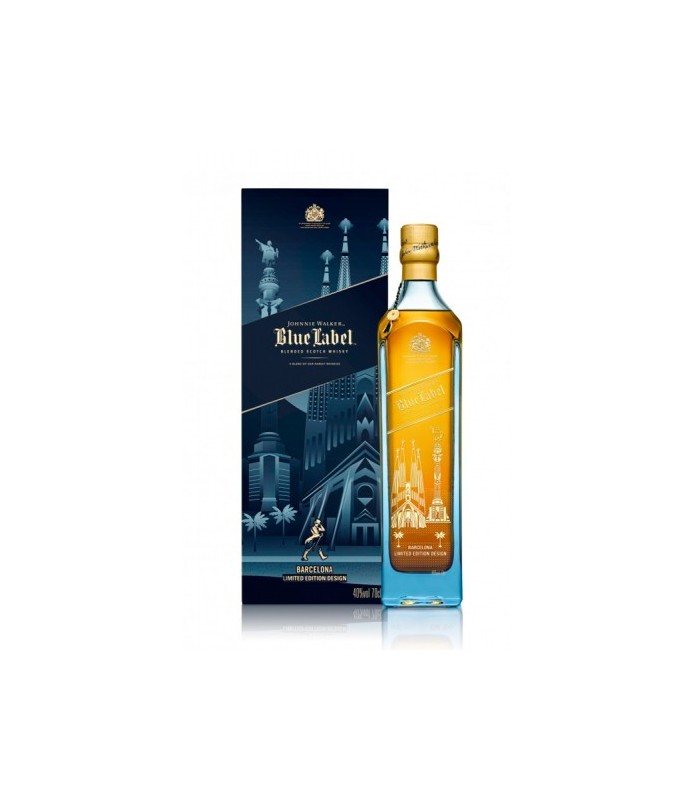It's just a graphic of Current Johnnie Walker Blue Label Madrid Edition