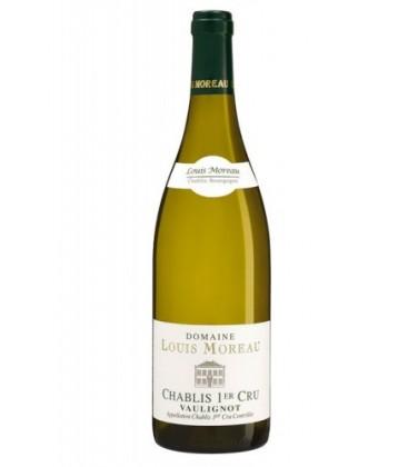 louis moreau 1er cru vaulignon - comprar chablis - comprar vino blanco chablis