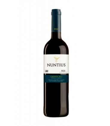 nuntius crianza - comprar nuntius crianza - comprar vino rioja - vino tinto