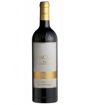 vino tinto macan 2010 - vega sicilia rotschild