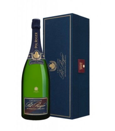 pol roger sir winston churchill - comprar champagne pol roger - champagne
