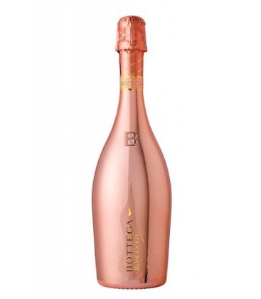 bottega gold rose spumante - comprar bottega gold rose - bottega