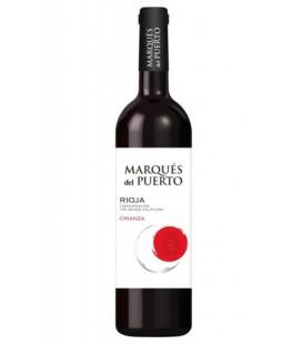 Marqués del Puerto Crianza Magnum 2014