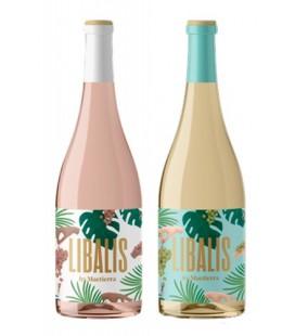 Pack Libalis White y Rosé by Maetierra