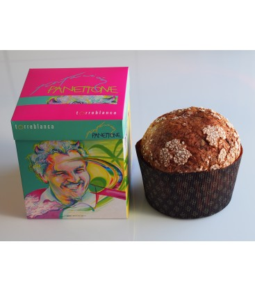 Panettone de Chocolate By Torreblanca