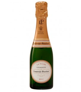 laurent perrier brut 200ml - champagne - vino espumoso