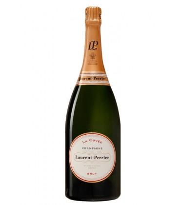 laurent perrier brut magnum - champagne - vino espumoso - francia