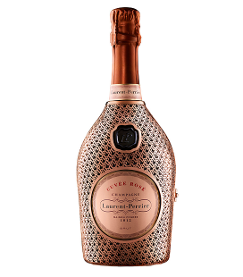Laurent Perrier Cuvée Rose Jaula de Metal