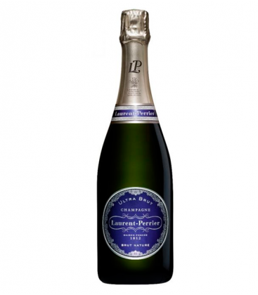 laurent-perrier, ultra brut - champagne