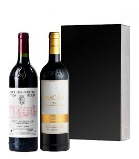 Pack Vega Sicilia Valbuena & Macan