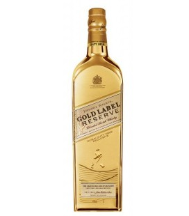Johnnie Walker Gold Label Reserve Botella Dorada