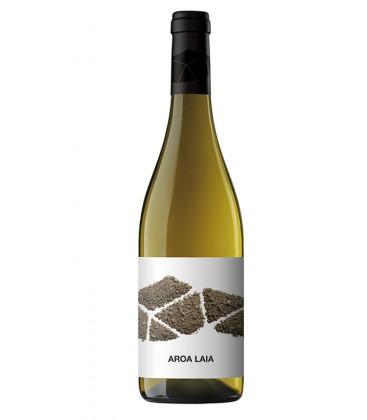 vino blanco aroa laia