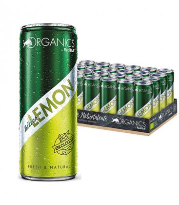 Organics Bitter Lemon by Red Bull 25cl Caja 24 Uds