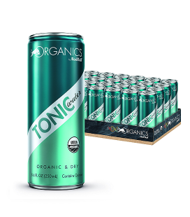 Organics Tonic Water by Red Bull 25cl Caja 24 Uds