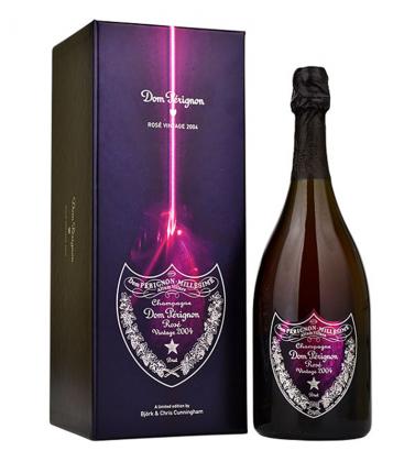 dom perignon rose vintage 2004 - champagne - dom perignon