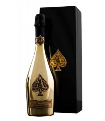 armand de brignac brut gold - el mejor champagne del mundo