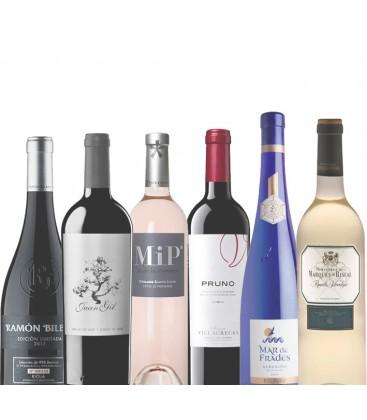 Pack VdV Wines