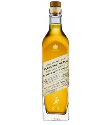 Johnnie Walker Blenders' Batch Rum Cask Finish