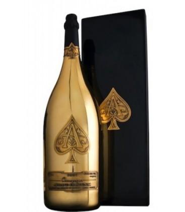 armand de brignac brut gold midas - el mejor champange del mundo