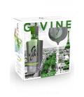 pack gin gvine floraison , regalo copa