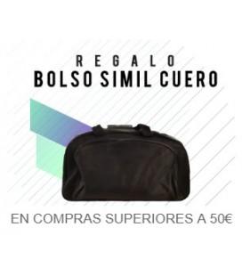 BOLSO SIMIL CUERO - REGALO -