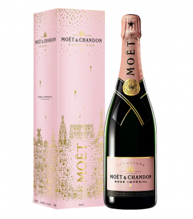 Moet & Chandon Rosé Edicion Gold Fairy