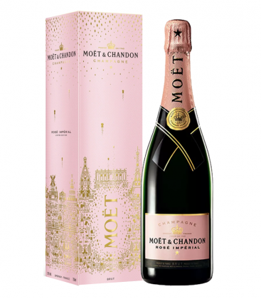 moet chandon rose emoji