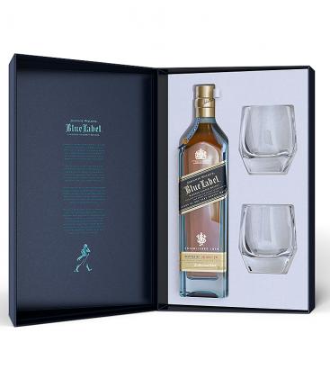 whisky johnnie walker blue label