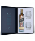 Estuche Especial Johnnie Walker Blue Label + 2 Vasos
