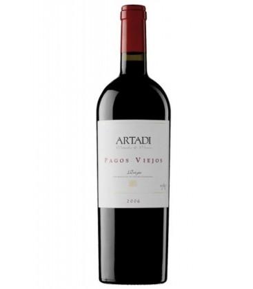 artadi pagos viejos 2012- comprar vino tinto crianza - rioja - artadi