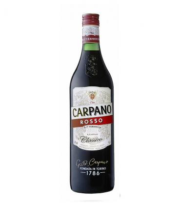 Vermouth Carpano Classico Rosso 1 LTO