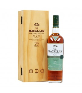 The Macallan Triple Cask Matured 25 Años