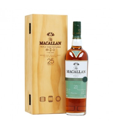 whisky tha macallan fine oak 25 a