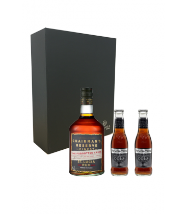 Estuche Chairmans Reserve, The Forgotten casks