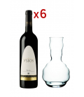 Pack Ysios Reserva 2015 + Decanter Riedel Swirl
