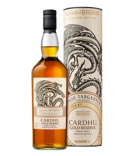 Cardhu Gold Reserve Ed. Especial Juego de Tronos: Casa Targaryen