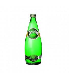 Agua Perrier 75cl. Caja-12 u. Cristal