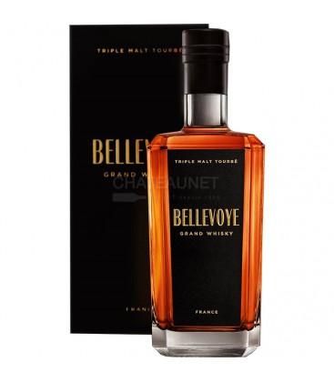Whisky Bellevoye Noir Tourbe Estuche