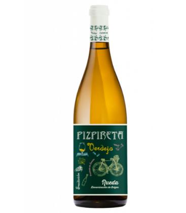 pizpireta 2013 - vino blanco - rueda - la maleta