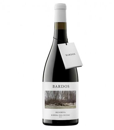 mitica reserva - vino ribera del duero - de bardos - vintae