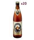 franziskaner weissbier natur - comprar cerveza - comprar franziskaner