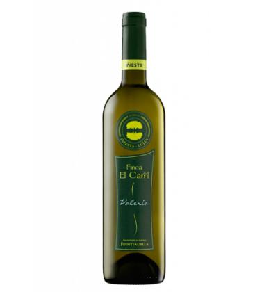 finca el carril valeria 2012 - comprar vino blanco con crianza - manchuela - bodega iniesta