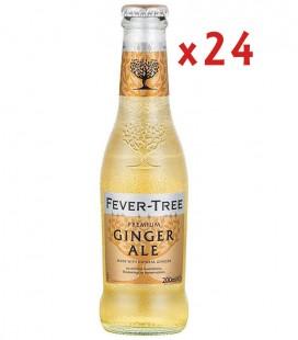 Caja Fever Tree Ginger Ale 24 Uds