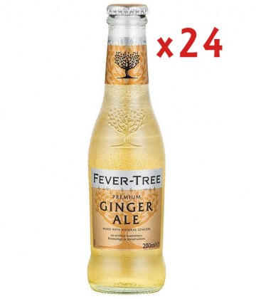 ginger ale fever tree