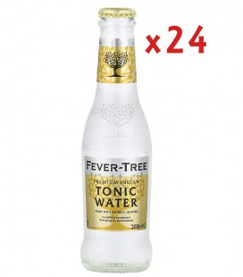 Caja Fever Tree Tonic Water 24 Uds
