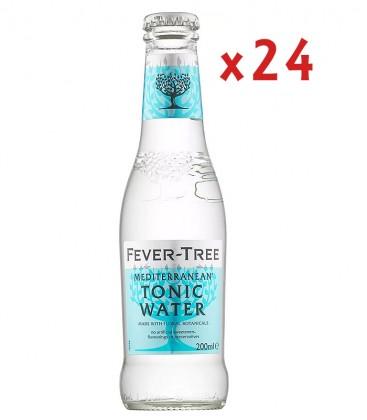 tonica premium fever tree mediterranean